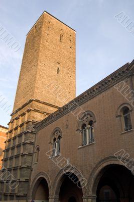 Ravenna - Medieval tower