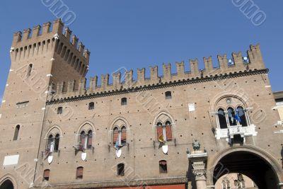 Ferrara - Historic buildings