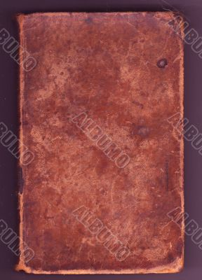Antique paper Book Blank