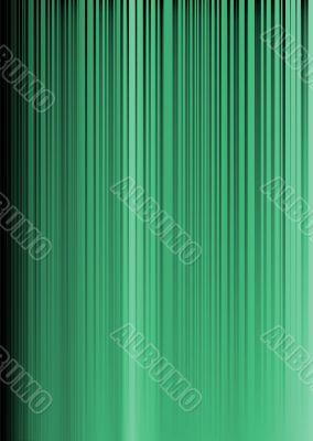 green stripe shadow