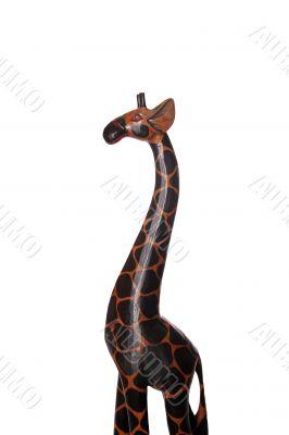 giraffe dark profile
