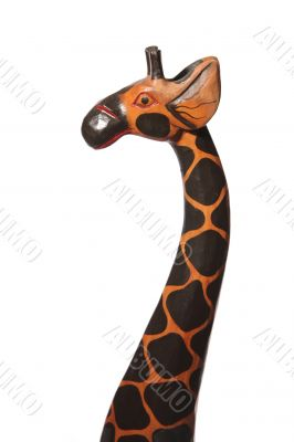 giraffe dark profile - 2