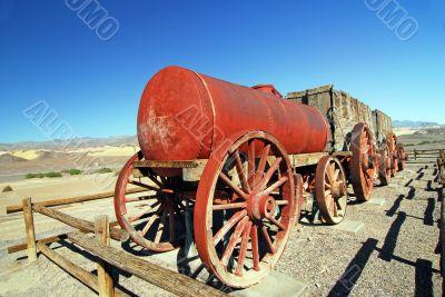 Borax Mining Cart