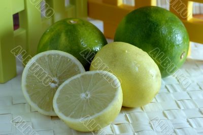 Lemon Citrus Fruit
