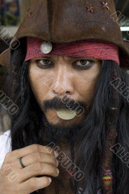 Captain Jack Sparrow, Pirates of the Caribbean