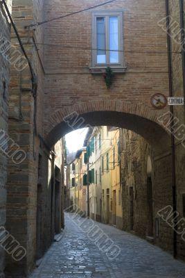 Citta di Castello, medieval town