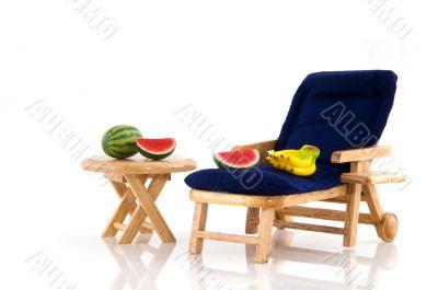 tropical relaxing