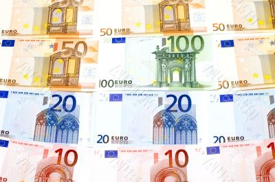 bank note Euro