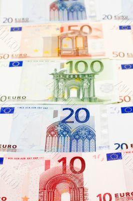 bank paper Euro