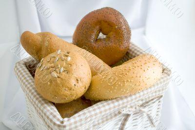 Different bread