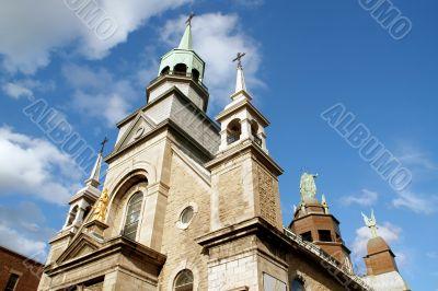 Notre Dame de Bonsecours Chapel