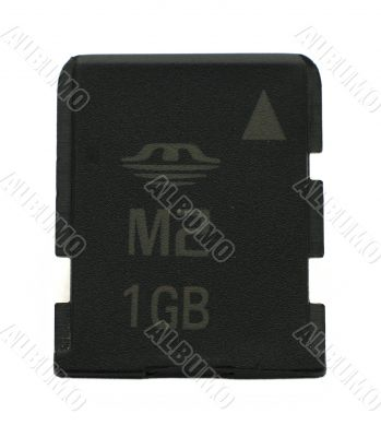 Flash-card of M2 form-factor