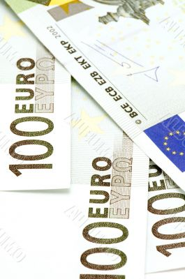 bank note hundred Euro