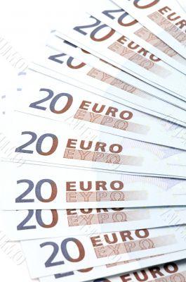 bank note twenty Euro