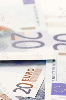 banknote twenty Euro