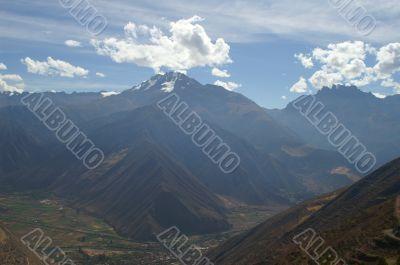 Peru mountains, Sacred Valley