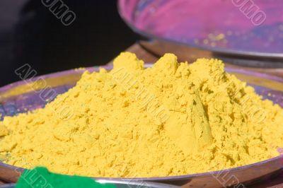 Yellow Vegetable Dye