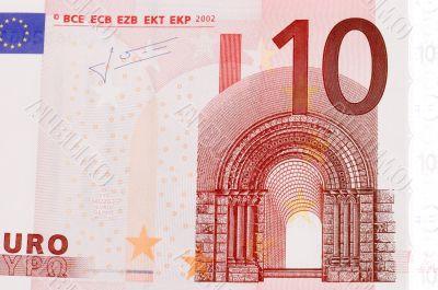 Euro bank-note