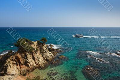 Lloret de Mar Costa Brava Spain