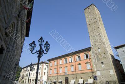 Citta di Castello - Historic buildings