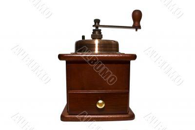 coffee-grinder brown