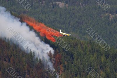Forest Fire Fighting B