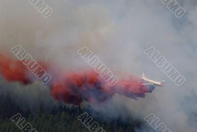 Forest Fire Fighting C