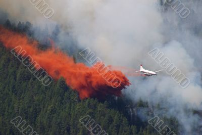 Forest Fire Fighting D
