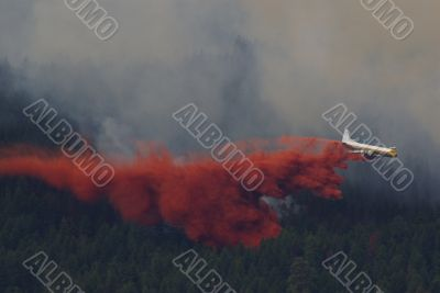Forest Fire Fighting E