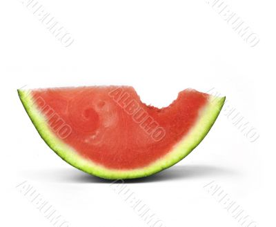 Slice of melon