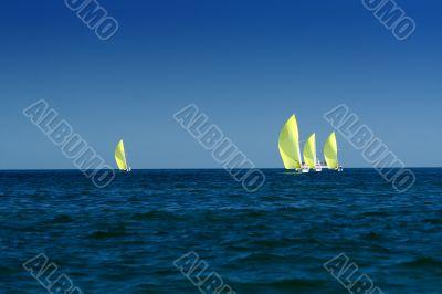 Sailing sport / regatta