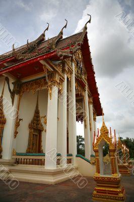 Wat Chalong Thailand