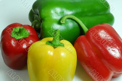 Bell Pepper Vegetable