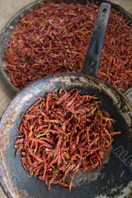 chilli, hot spice