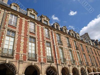 Paris - The Vosges Square