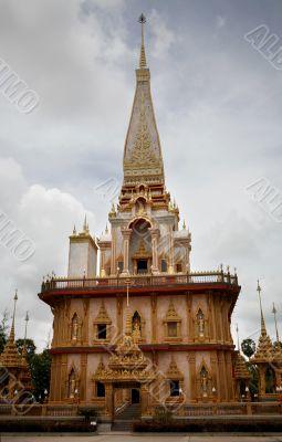 Wat Chalong Tower