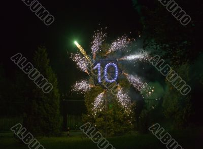 10-year-old anniversary