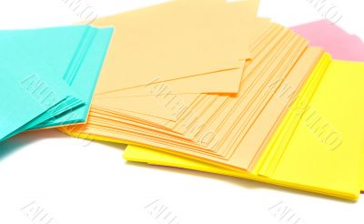 Pile of a pure paper 2