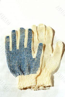 Gloves for manual works