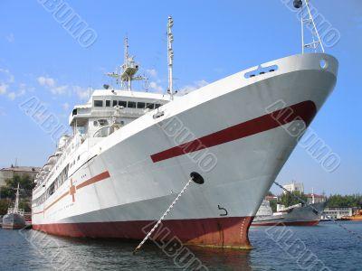 Ship hospital
