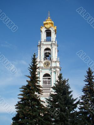 The Bell Tower, Troitse-Sergiyeva Lavra