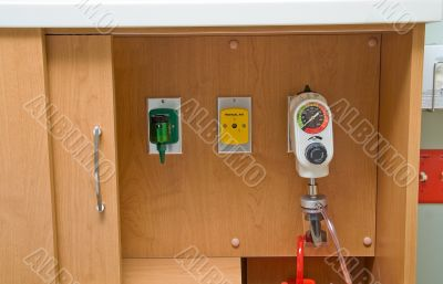 Hospital Air, Oxygen and Vacuum