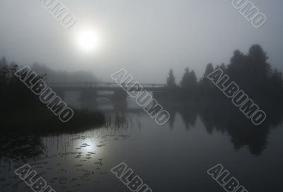 In the Foggy Morning