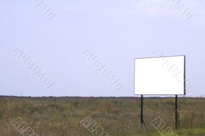 Blank sign in field