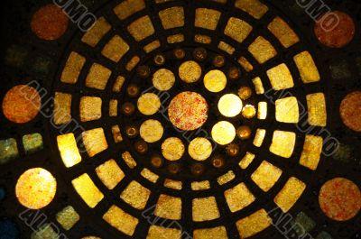Amber pattern
