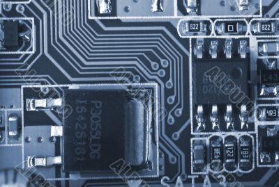 blue microcircuit