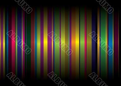rainbow spin