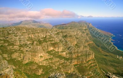 Twelve Apostles Mountains