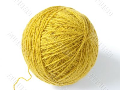 wool skein