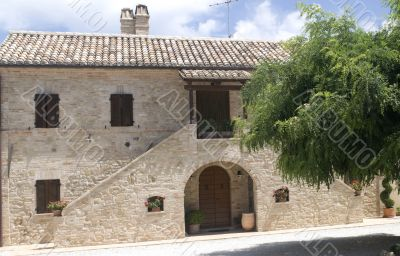 Marche (Italy) - Country house